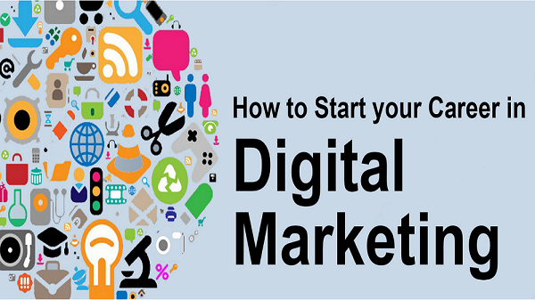 How to begin with digital marketing
