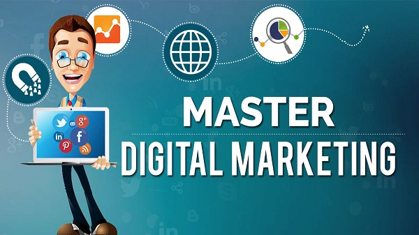 Mastering The Digital Marketing Skills