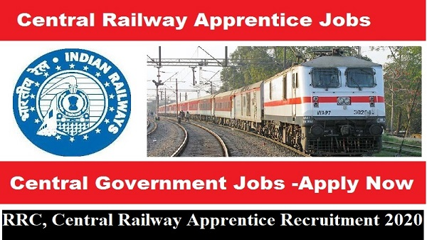Railway Apprentice Recruitment 2020
