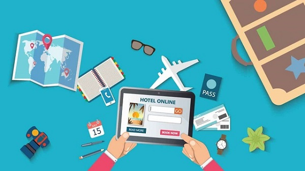 Use digital marketing in the travel industry.